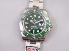 复刻表劳力士绿水鬼手表日常维护保养办法